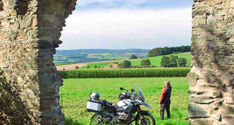 Deutschlands Südosten – Oberes Maintal Motorrad Tour