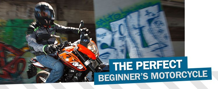 The perfect beginner bike