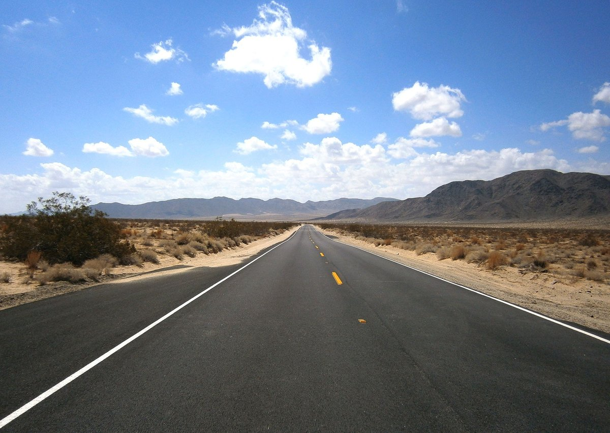 Denver – Los Angeles Motorrad Tour