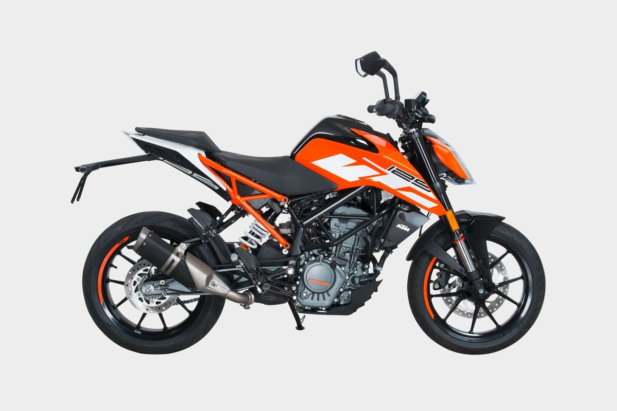 Orginalbike KTM 125 Duke