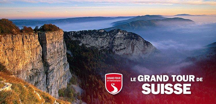 Creux du Van - Le couronnement de toute randonnée dans le Jura suisse! À voir absolument!