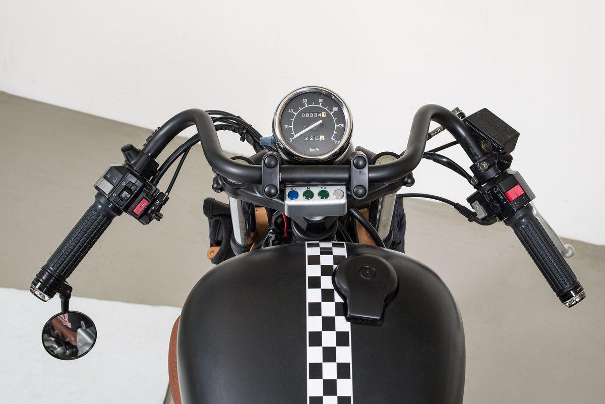 Yamaha XV 125 Virago Louis Transformation Spéciale
