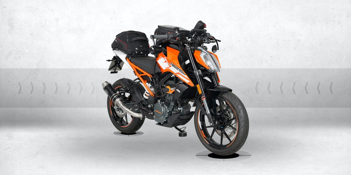 LOUIS BIKE SPECIALS – KTM 125 DUKE