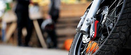 Motorrad Schlösser