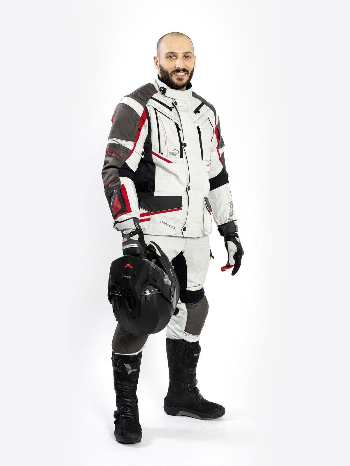 Typberatung - Reiseenduro Motorradfahrer