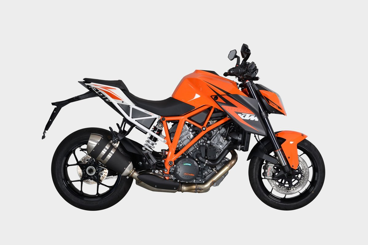 KTM 1290 Super Duke R im Originalzustand