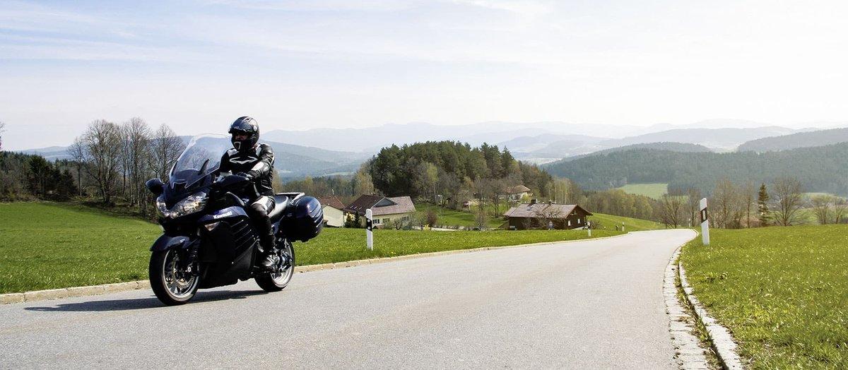 Südosten Motorrad Tour