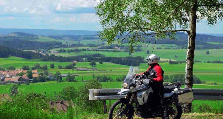 Deutschlands Südosten – Fränkische Schweiz Motorrad Tour