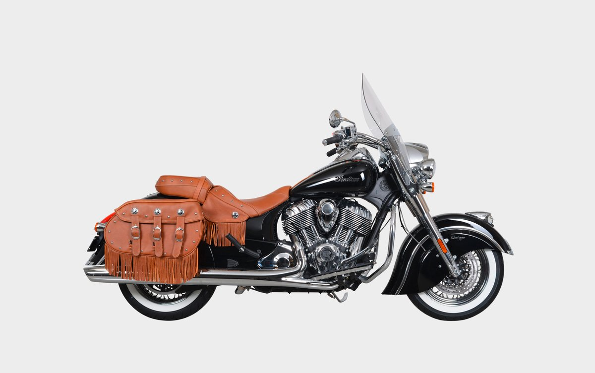 Indian Chief Vintage im Originalzustand