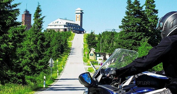 Deutschlands Osten – Erzgebirge Motorrad Tour