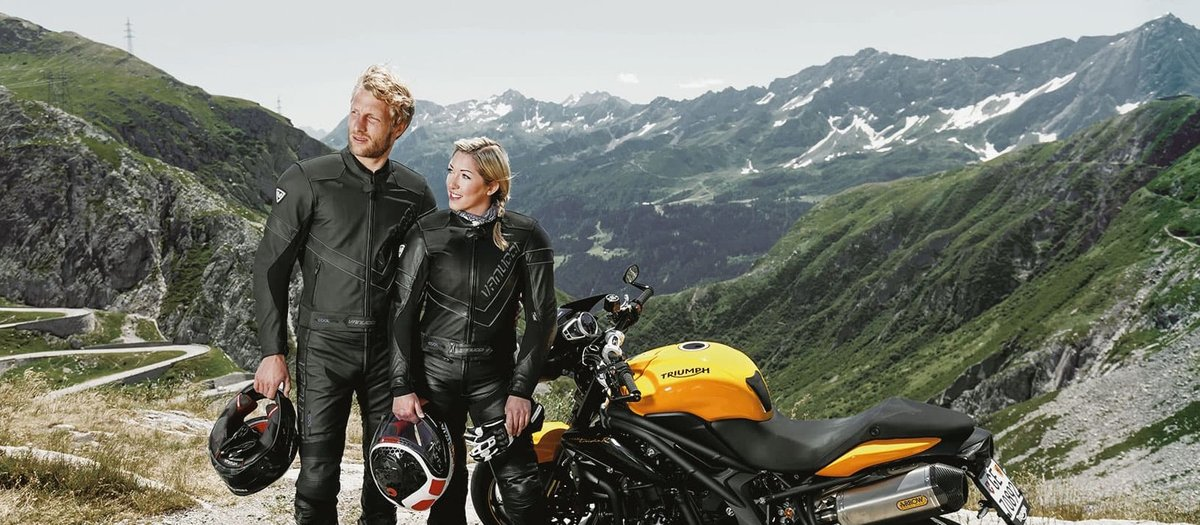 Motorrad Kombihose