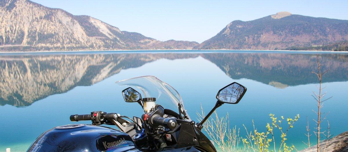 Deutschland Motorrad Tour