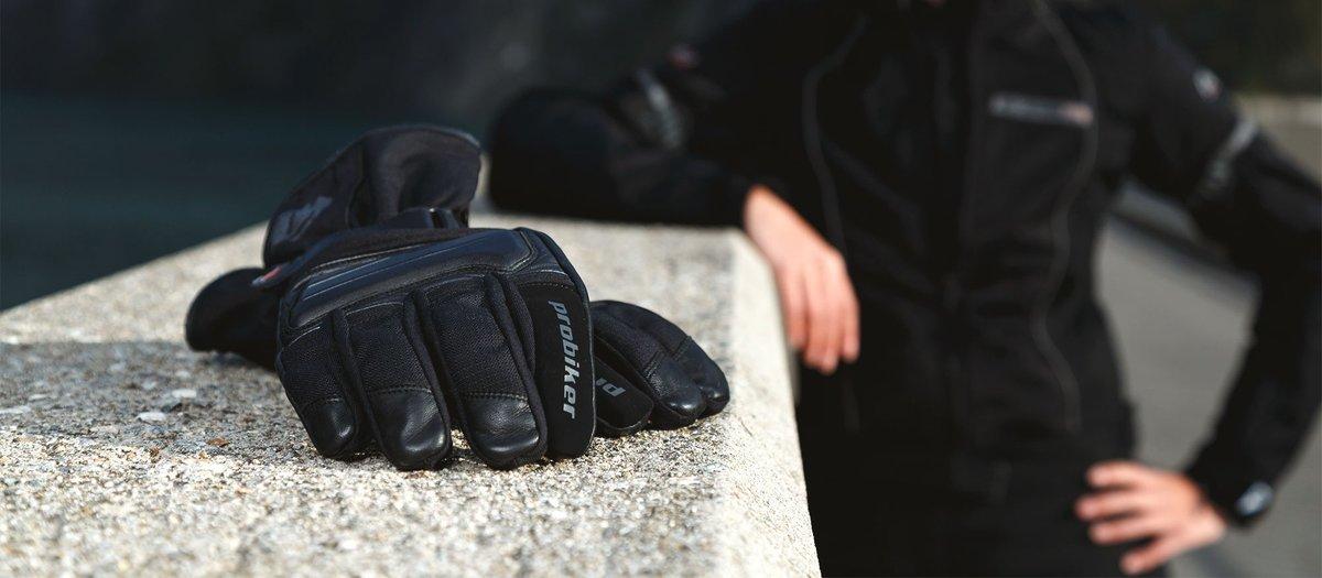 Damen Motorrad Handschuhe