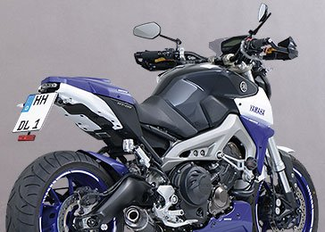 yamaha mt-09 louis special conversion