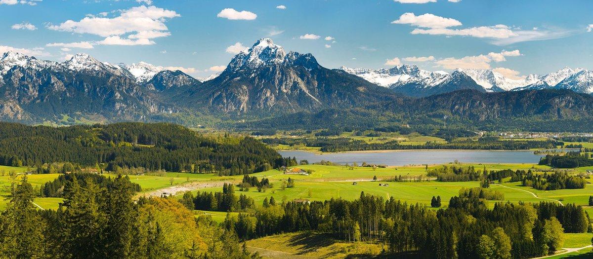 Deutschlands Alpen Allgäu Motorrad Tour