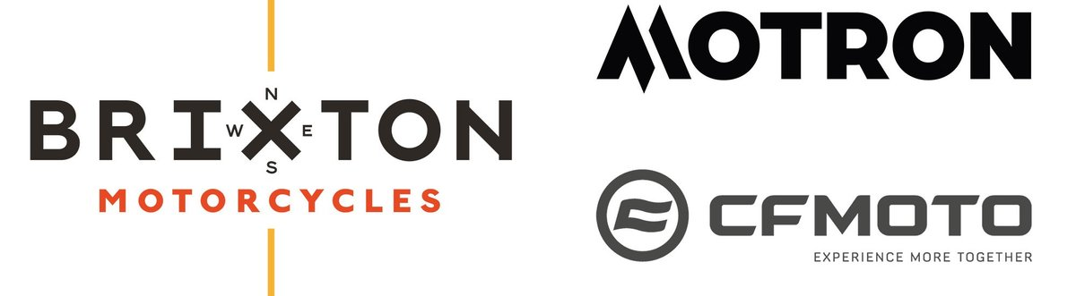 Brixton, CFMoto, Motron