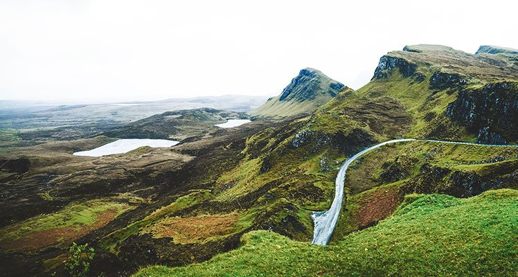 Große Schottland-Rundreise