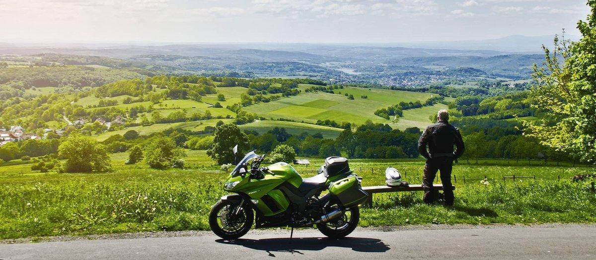 Vogelsberg – Westerwald – Eifel Motorrad Tour