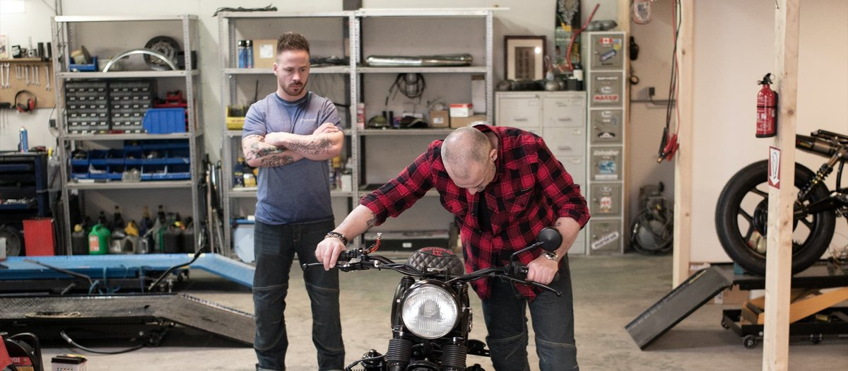 Startup Tips for Your Motorcycle – Part 1