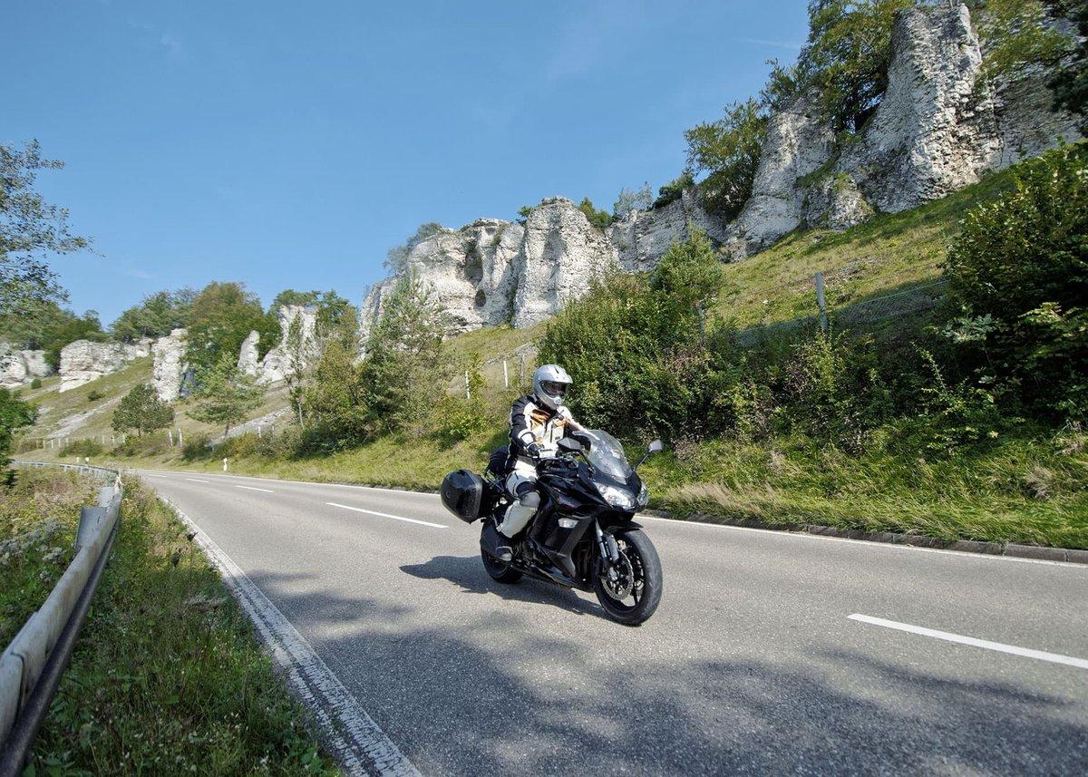 Deutschlands Südosten Motorrad Tour