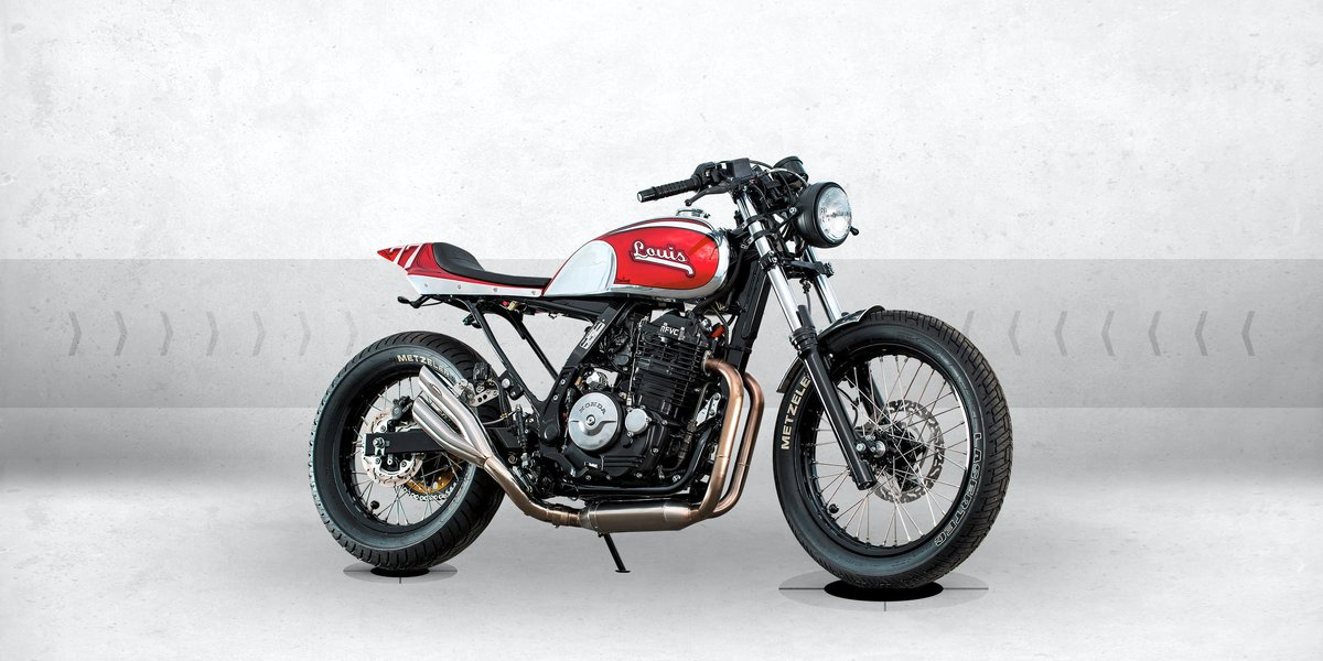 LOUIS BIKE SPECIALS – HONDA NX 650 DOMINATOR