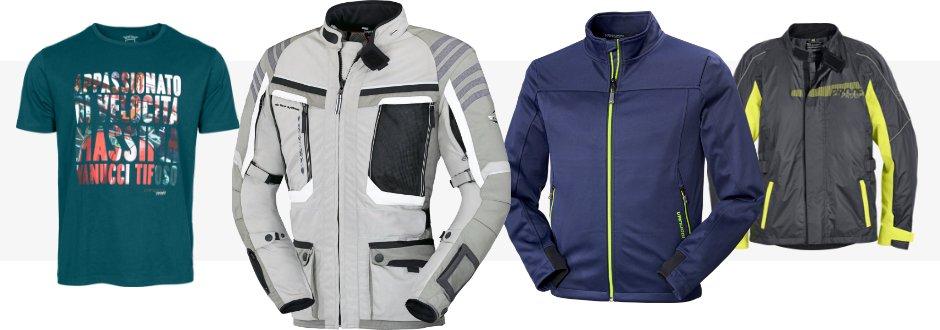 Aktionsseite –Motorrad- und Freizeitbekleidung