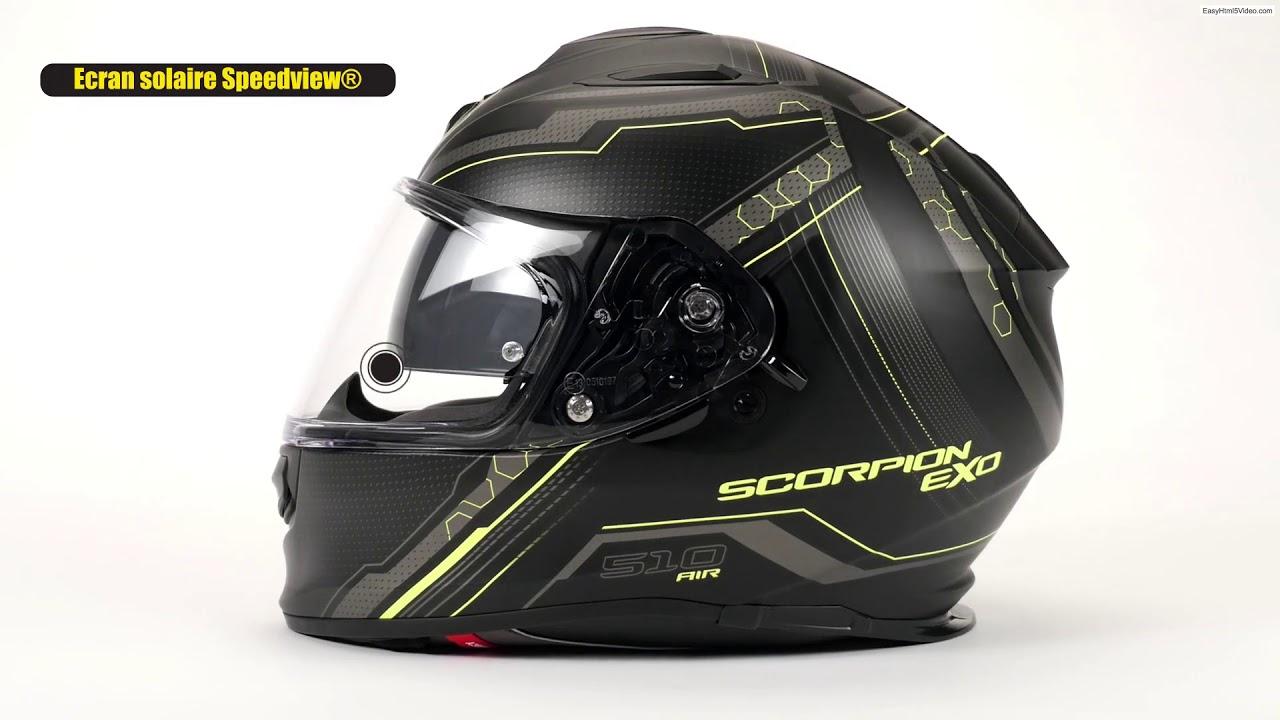 Scorpion EXO 510 AIR