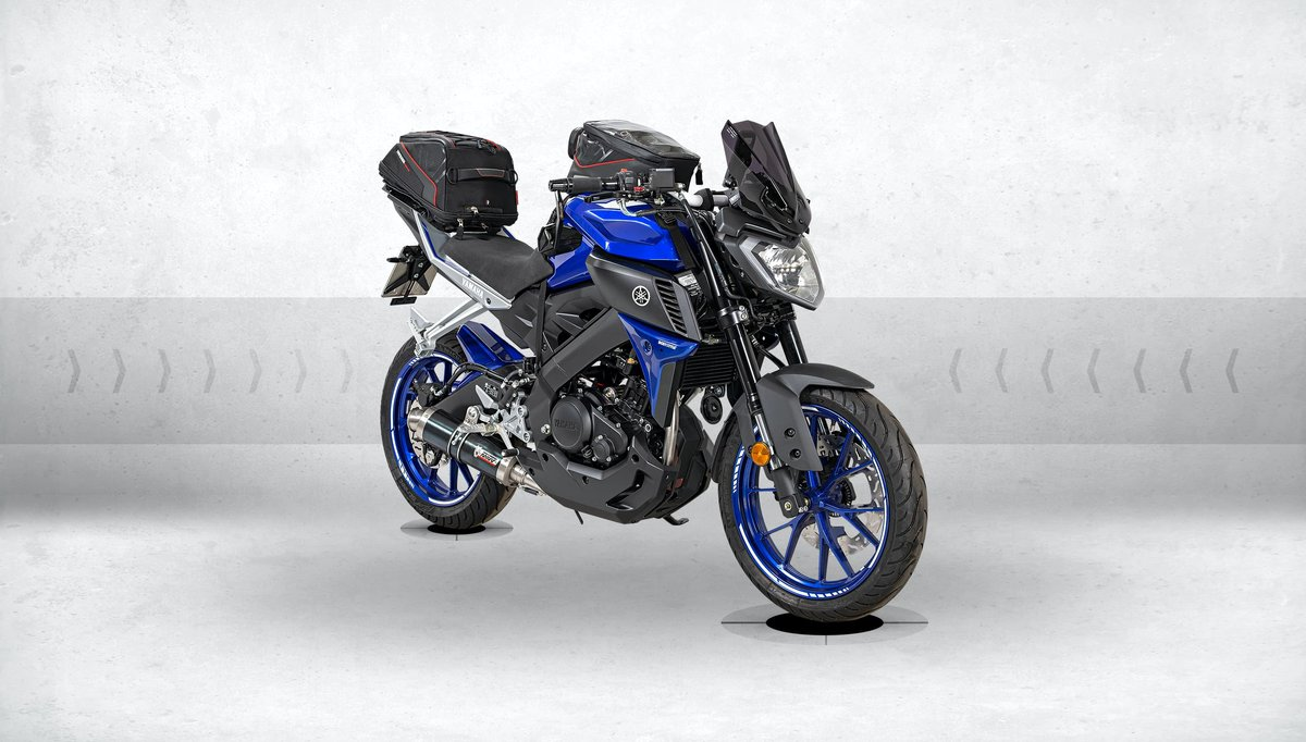LOUIS BIKE SPECIALS – YAMAHA MT 125