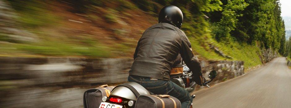 Aktionsseite –Motorradgepäck