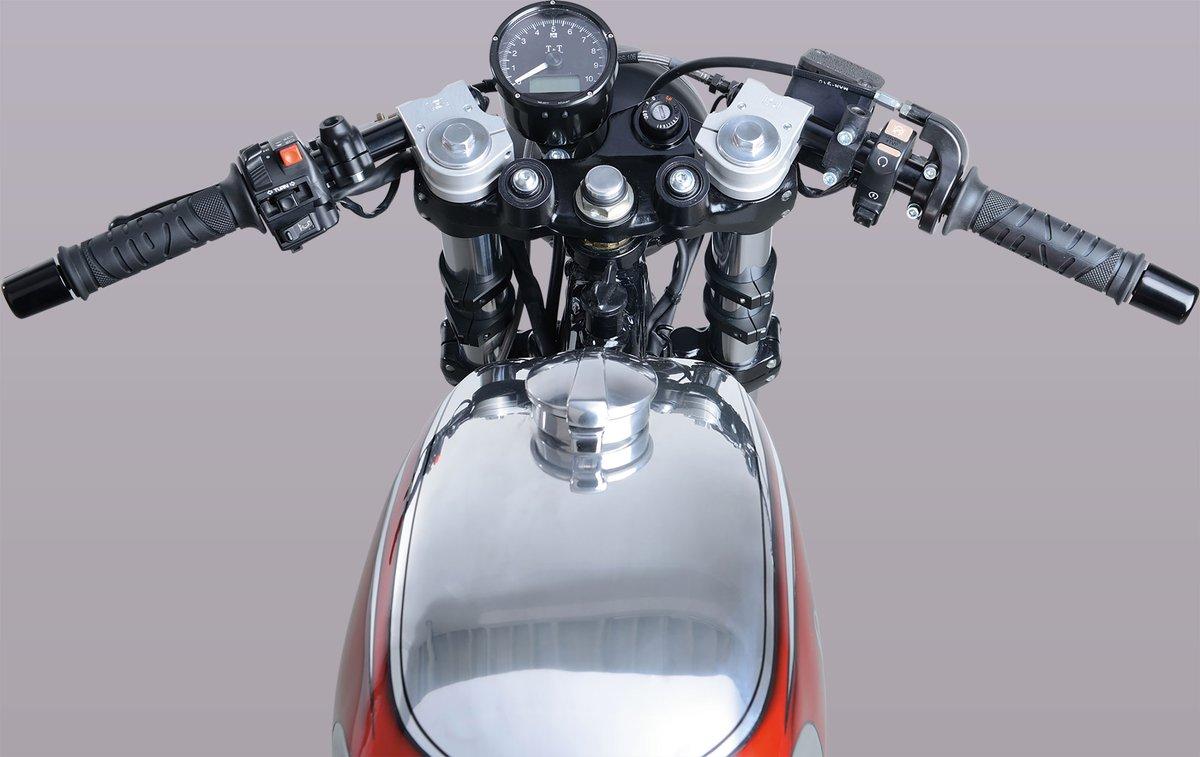 honda nx 650 dominator louis special conversion