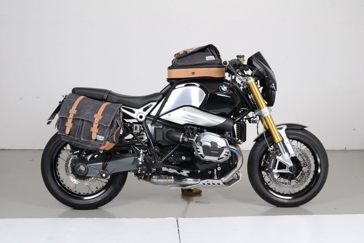 BMW R nineT – Louis Special Conversion