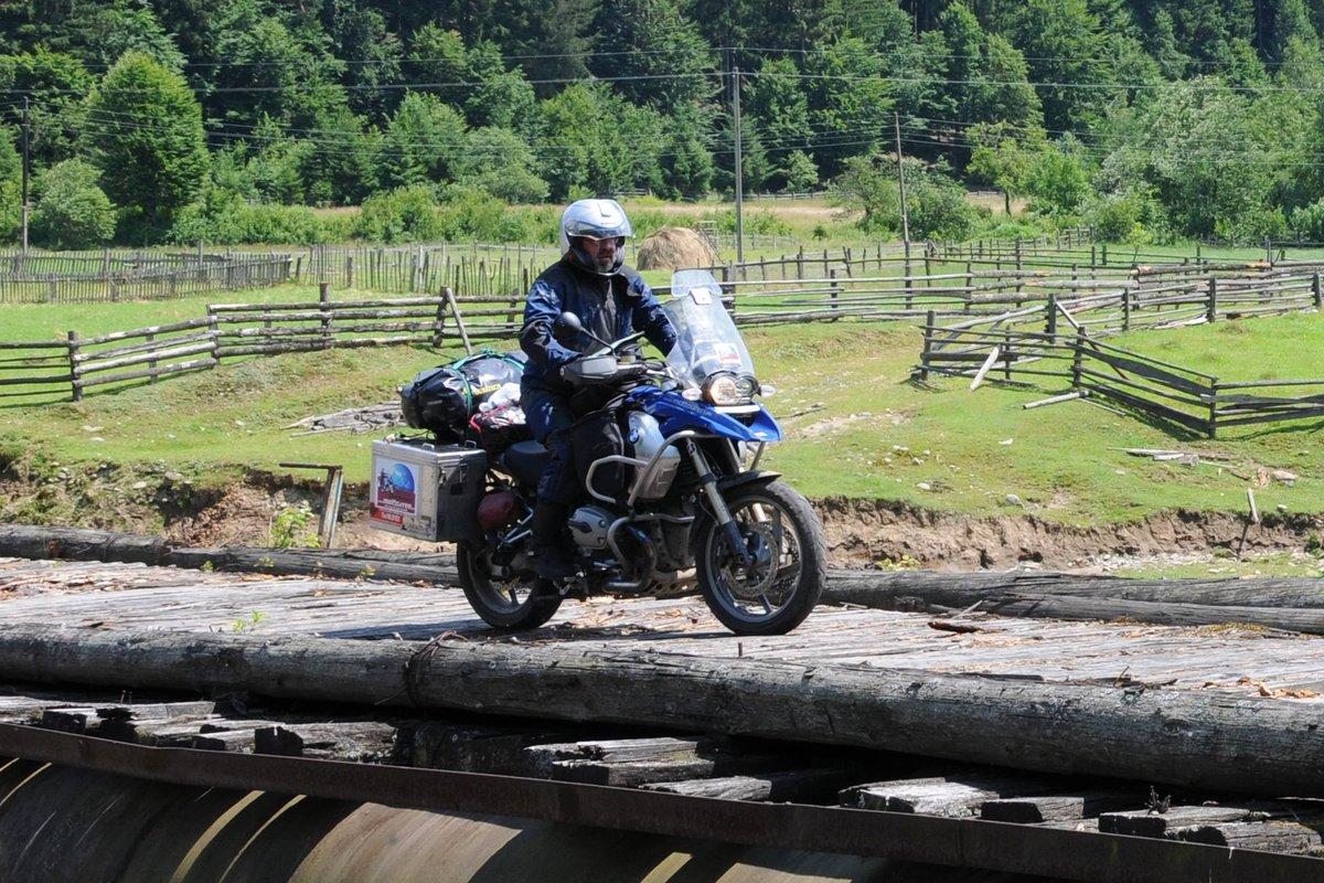Motorradreise mit Jüergen Grieschat
