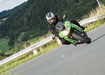 Deutschlands Westen Motorrad Tour