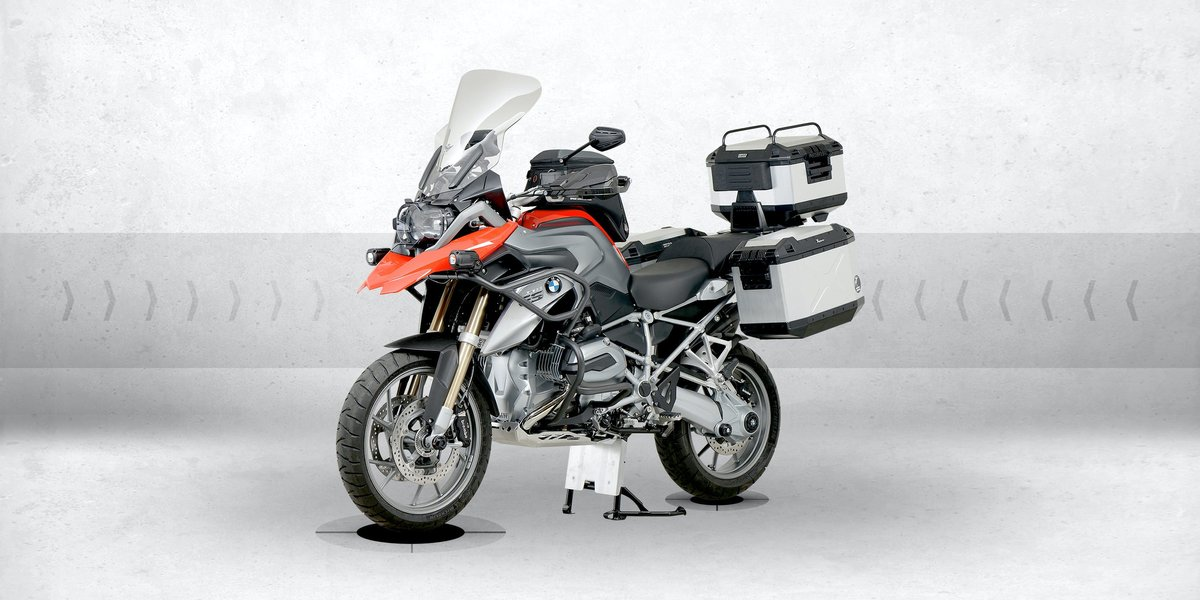 LOUIS BIKE SPECIALS – BMW R 1200 GS LC