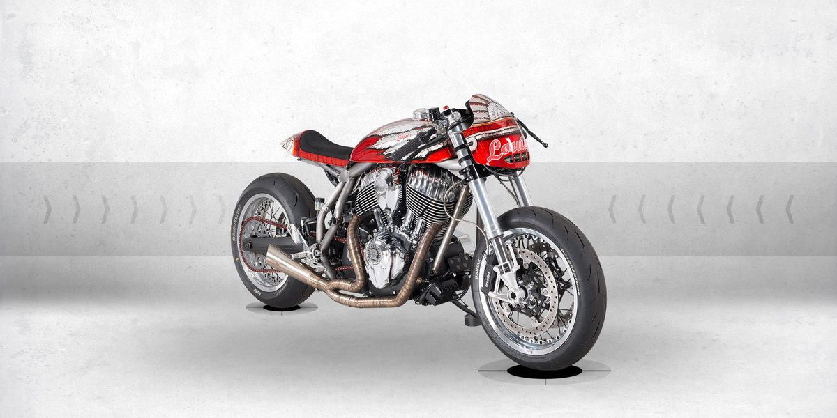 LOUIS BIKE SPECIALS – INDIAN CHIEF VINTAGE – LOUIS EDITION