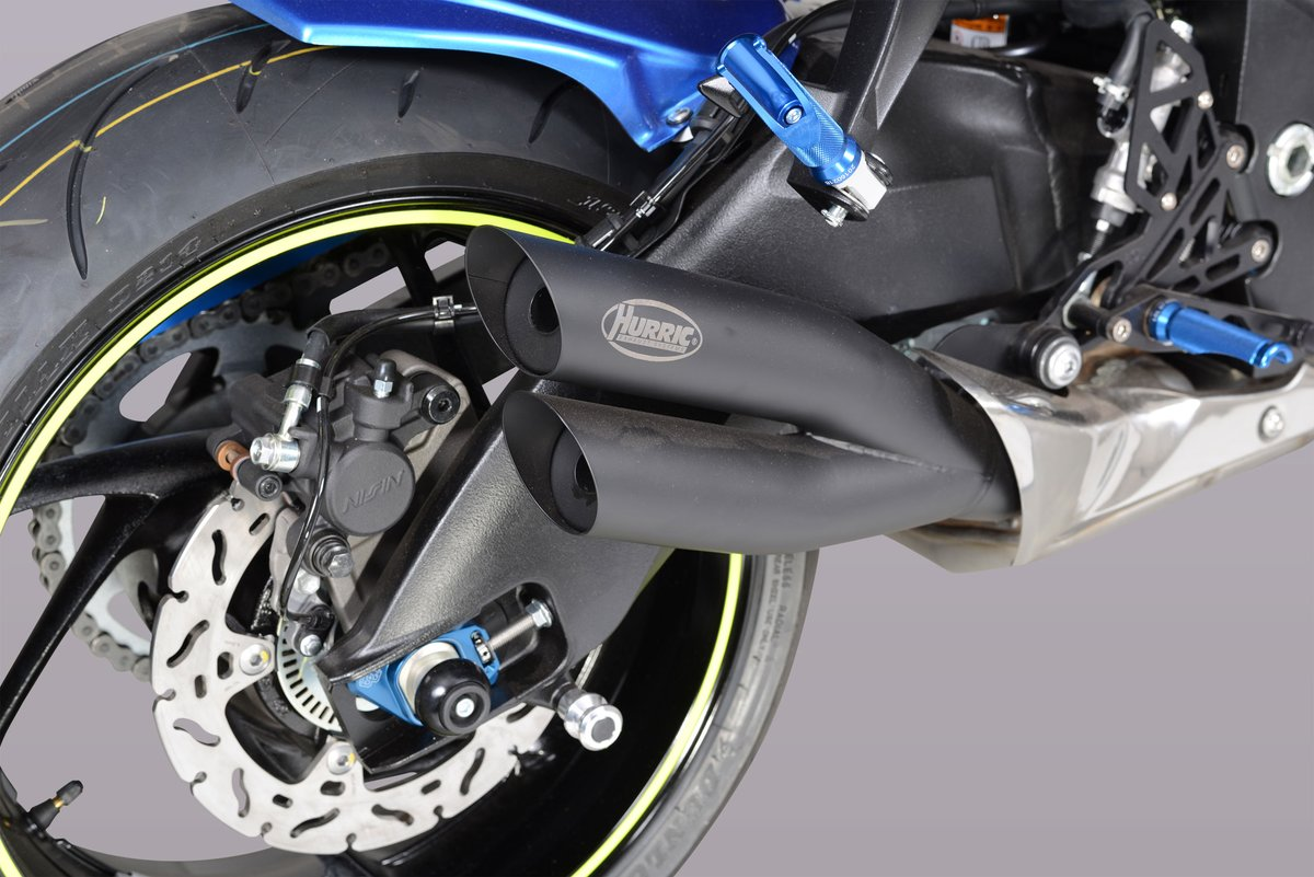 Suzuki GSX-S 1000 – Louis Special Conversion