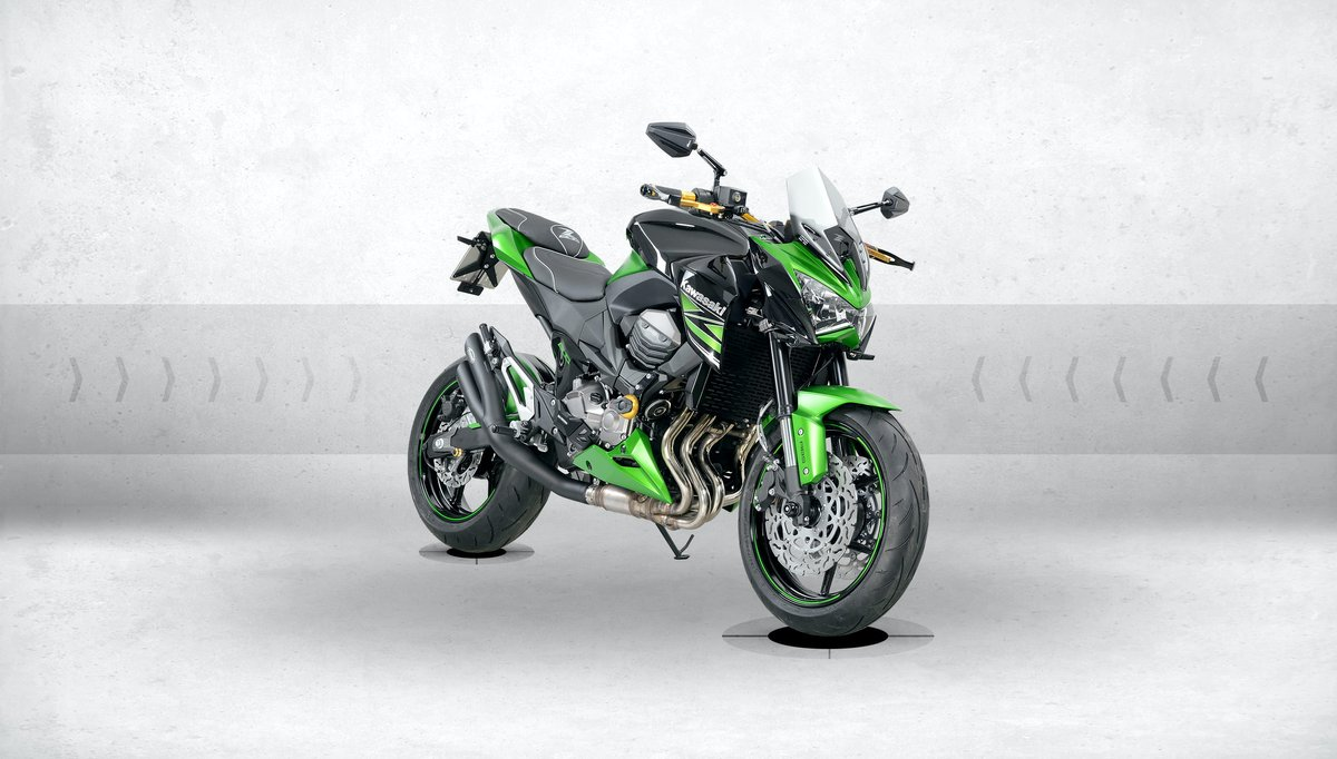 LOUIS BIKE SPECIALS – KAWASAKI Z 800