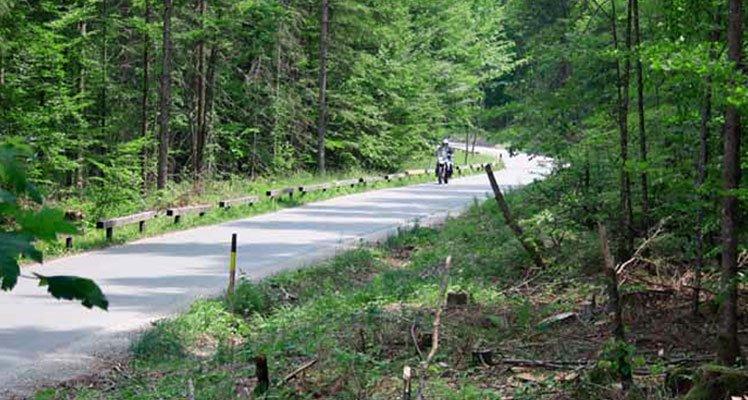 Deutschlands Alpen – Fünfseenland und Pfaffenwinkel Motorrad Tour