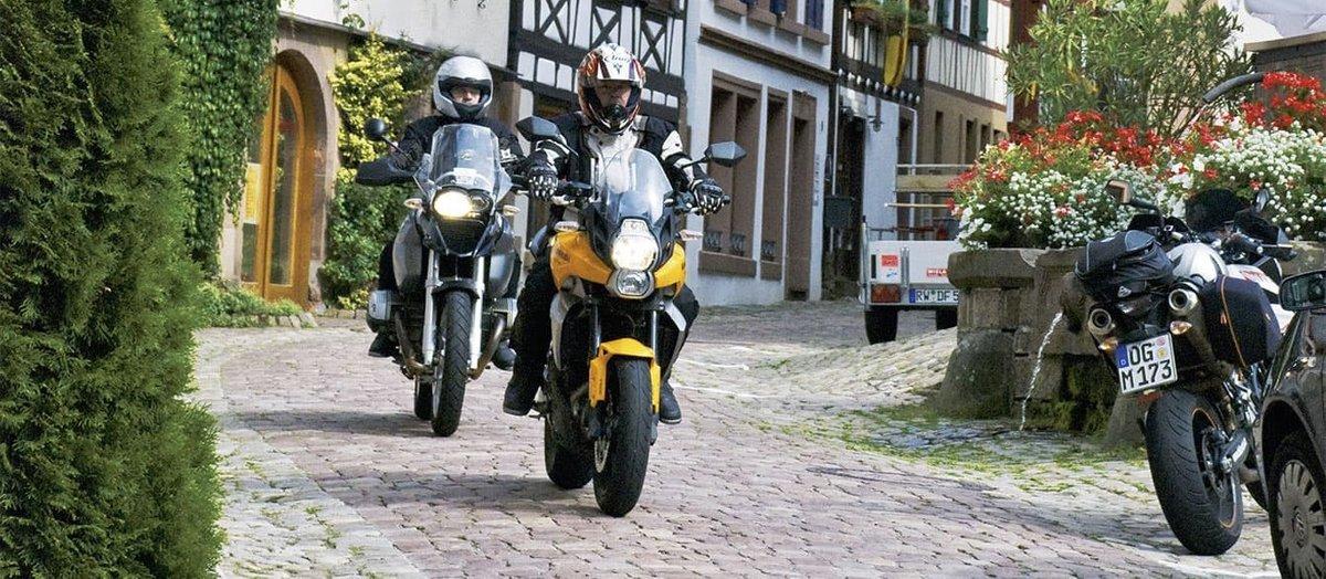 Deutschlands Südwesten – Mittlerer Schwarzwald Motorrad Tour