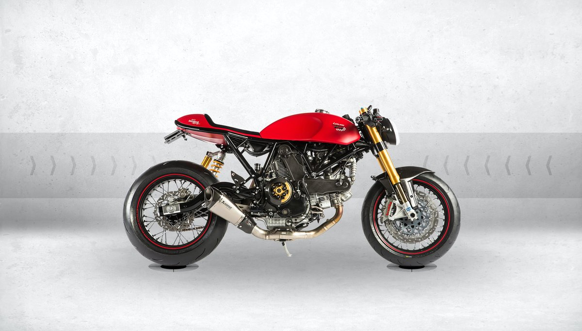 ducati sport 1000 louis special conversion