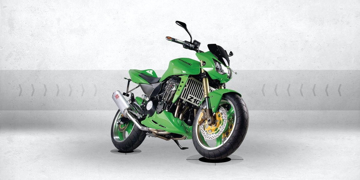 LOUIS BIKE SPECIALS – KAWASAKI Z 1000 (2003–2006)