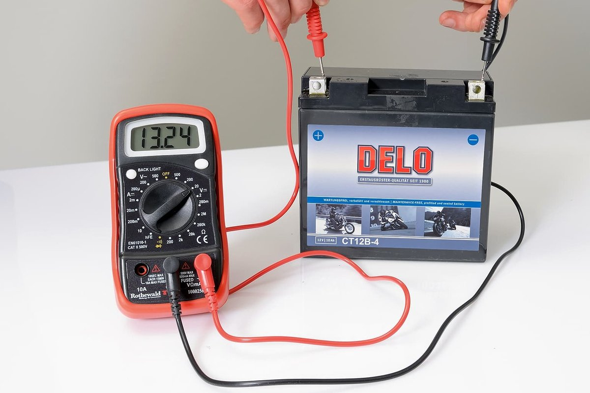 The multimeter, a versatile testing and measuring instrument