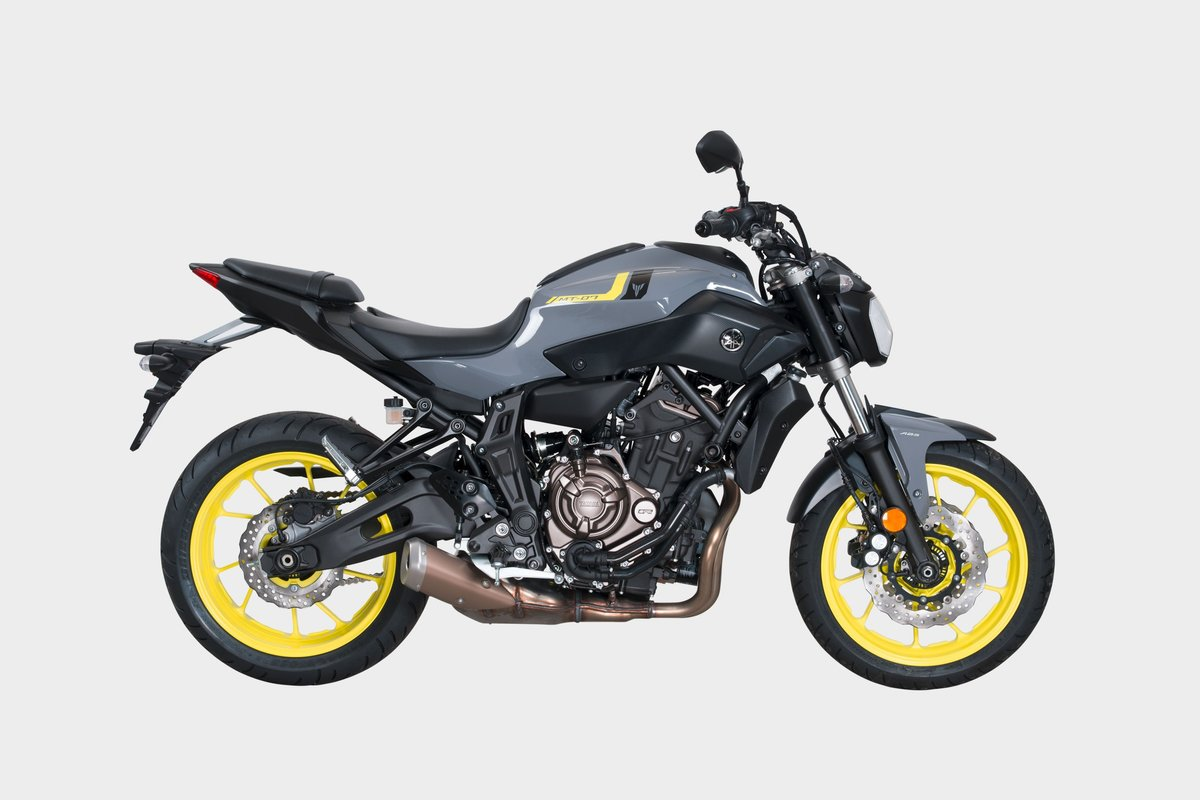 Orginalbike Yamaha MT-07