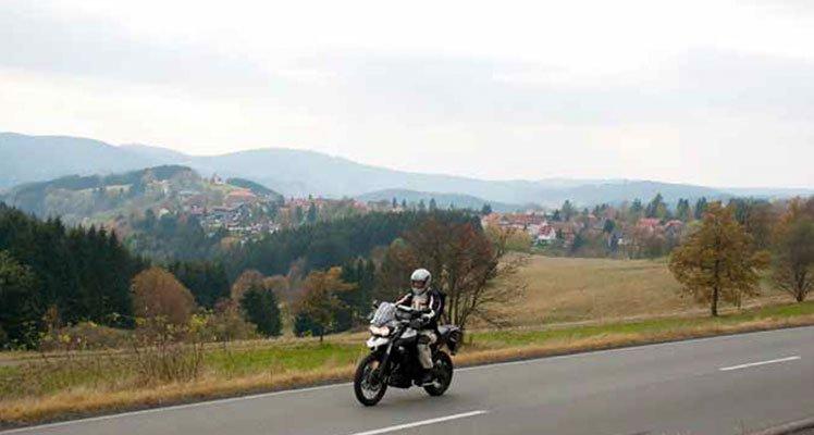 Deutschlands Osten – Unterer Harz Motorrad Tour