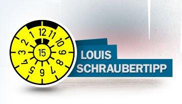 Louis Schraubertipp - Tipps für die Hauptuntersuchung