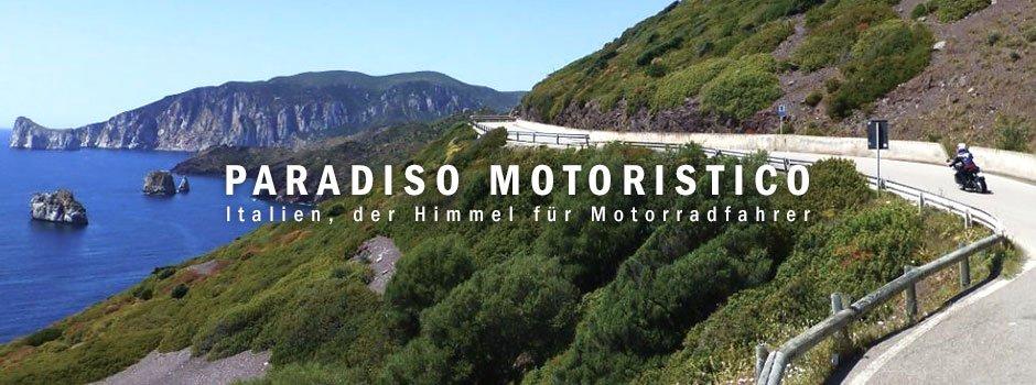 Mit Motourismo nach Italien
