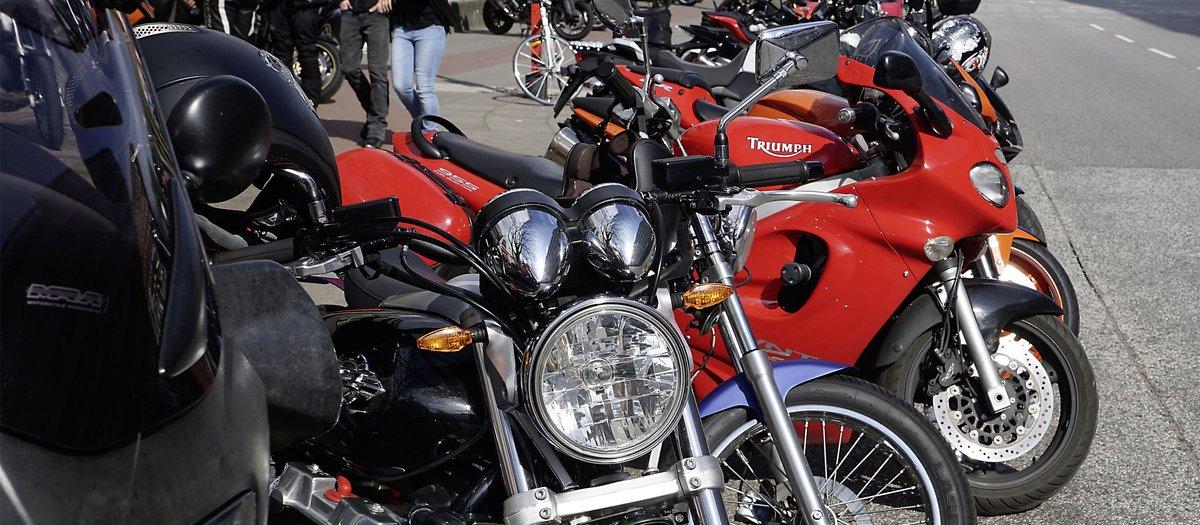 Kaufberatung für gebrauchte Motorräder