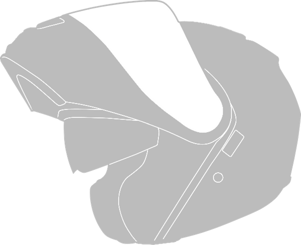 Fip-up helmet