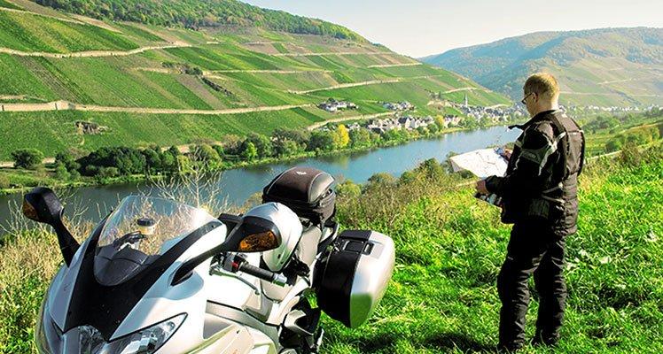 Deutschlands Südwesten – Bitburger Land Motorrad Tour