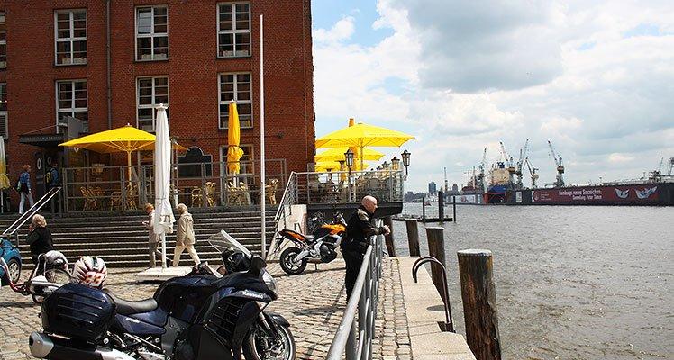 Deutschlands Norden – Lauenburg / Elbe Motorrad Tour
